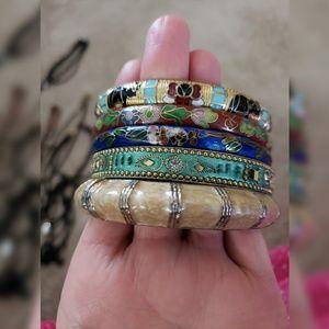 Mis-Match Bracelets